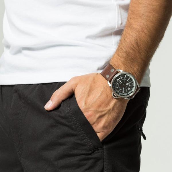 Relógio DIESEL Rollcage Brown DZ1716