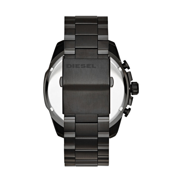 Relógio DIESEL Mega Chief Black DZ4318