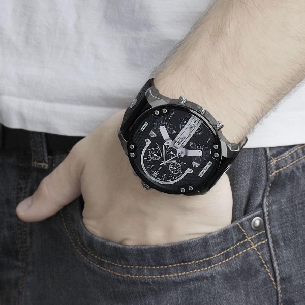 Relógio DIESEL Mr Daddy 2.0 Black DZ7313