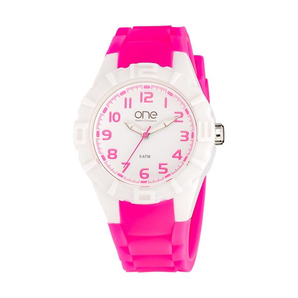 Relógio ONE COLORS Clean OT5635BR71L