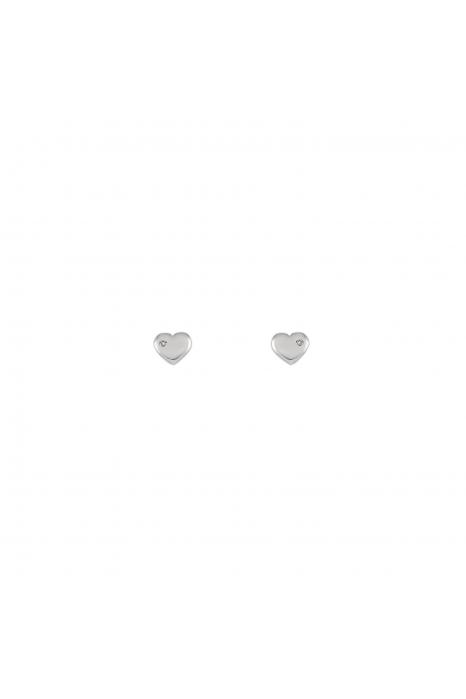 Brincos BOW HAPPY Mini Me Mom&Daughter Heart