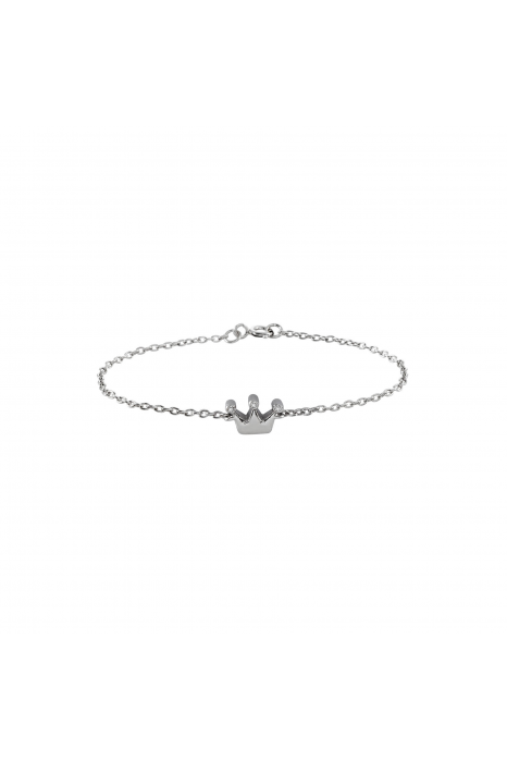 Pulseira BOW HAPPY Mini Me Daugther Crown