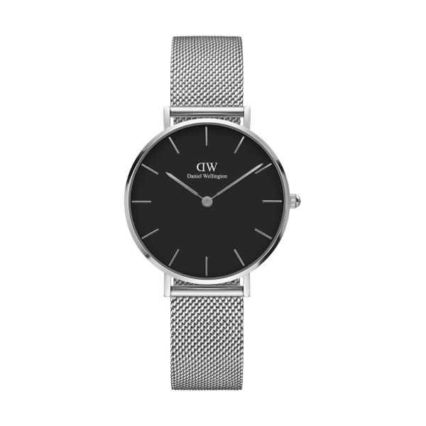 Relógio DANIEL WELLINGTON Classic Petite Black Sterling DW00100162