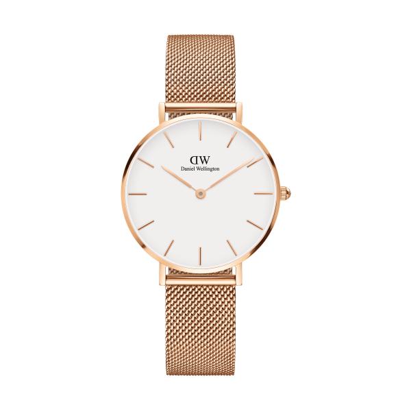 Relógio DANIEL WELLINGTON Classic Petite White Melrose DW00100163