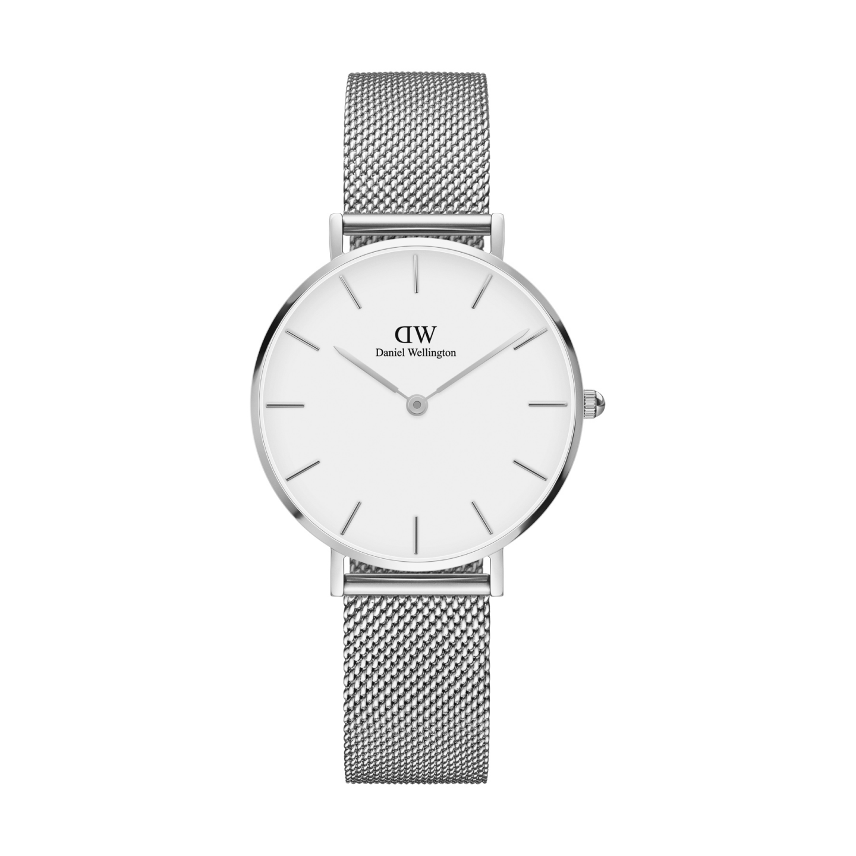 Relógio DANIEL WELLINGTON Classic Petite White Sterling