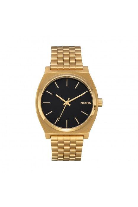 Relógio NIXON Time Teller Dourado