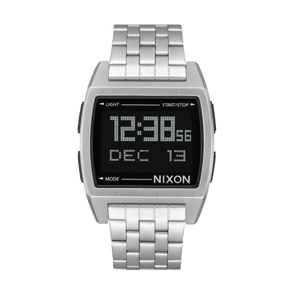 Relógio NIXON Base Silver A1107-000