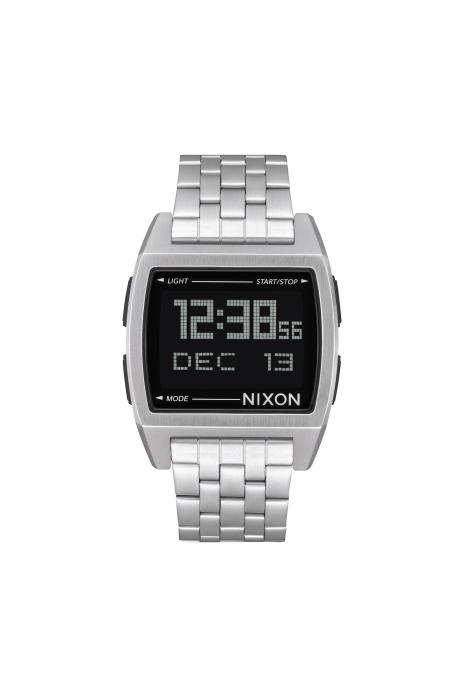 Relógio NIXON Base Prateado