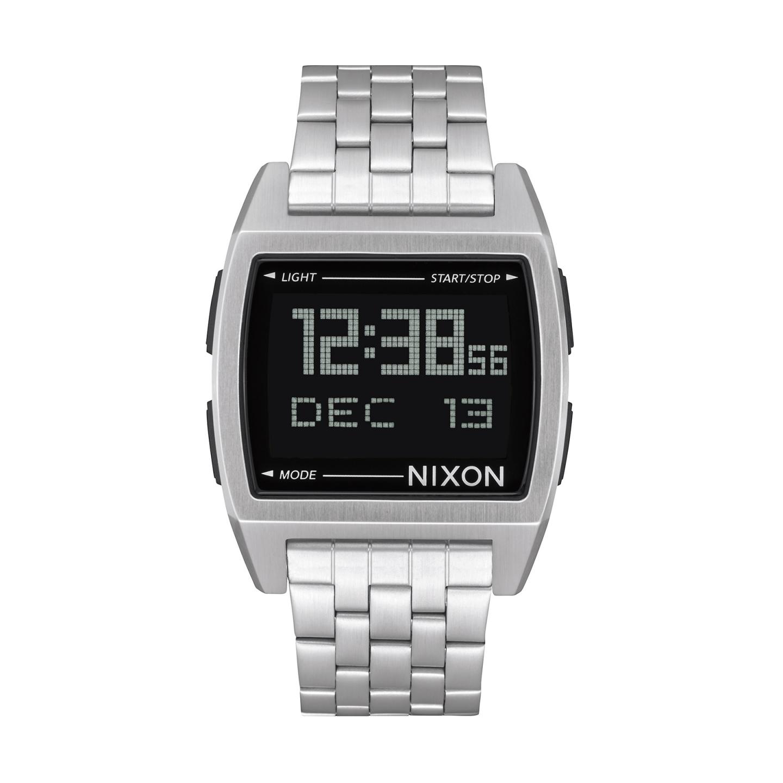 Relógio NIXON Base Silver