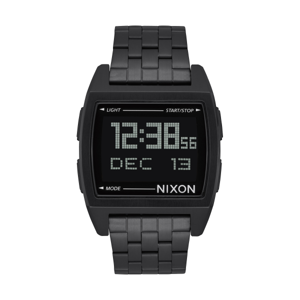 Relógio NIXON Base All Black A1107-001