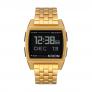 Relógio NIXON Base Gold