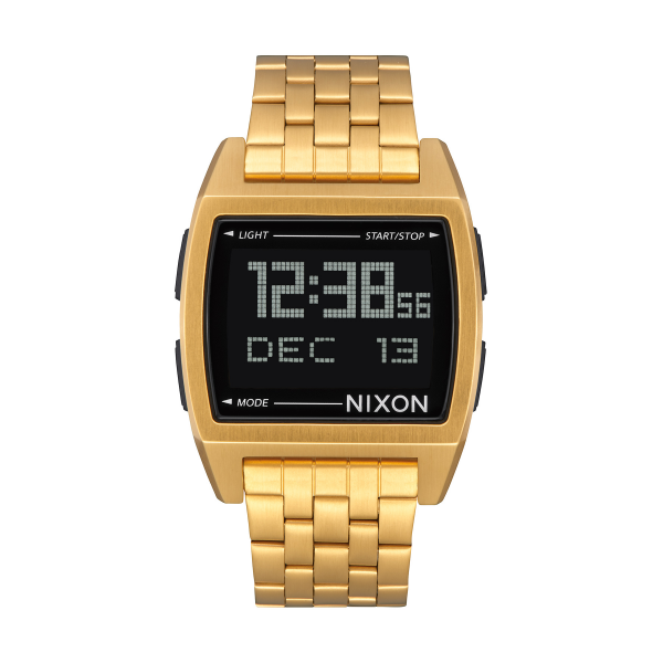 Relógio NIXON Base Gold A1107-502
