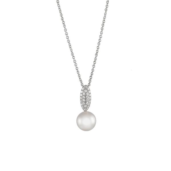 Colar BOW HAPPY Pearls BH.CL.1208.0007