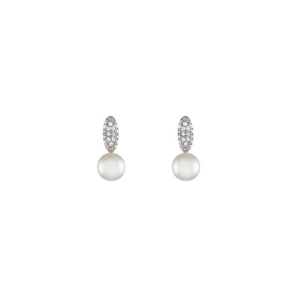 Brincos BOW HAPPY Pearls BH.BR.1208.0006