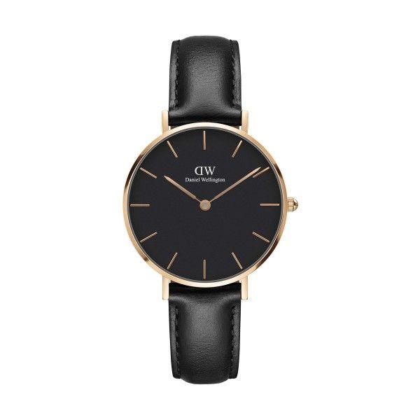 Relógio DANIEL WELLINGTON Classic Petite Black Sheffield DW00100168