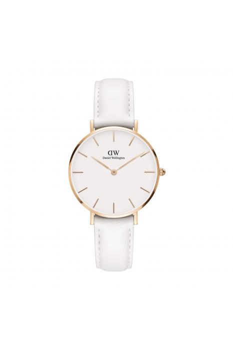 Relógio DANIEL WELLINGTON Classic Petite White Bondi