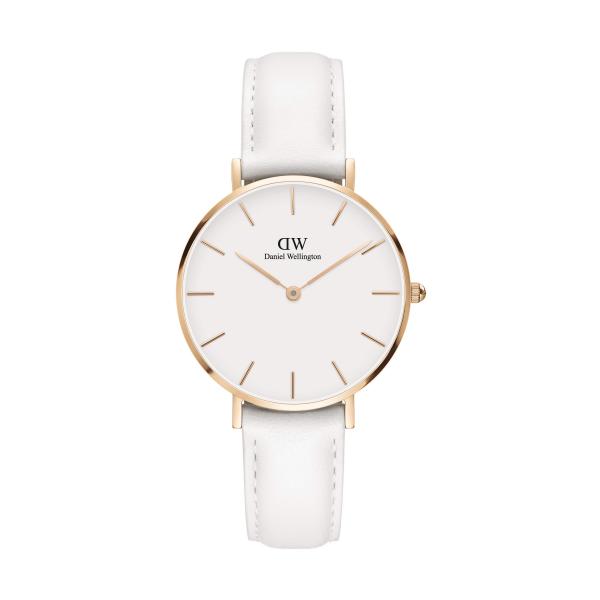 Relógio DANIEL WELLINGTON Classic Petite White Bondi DW00100189
