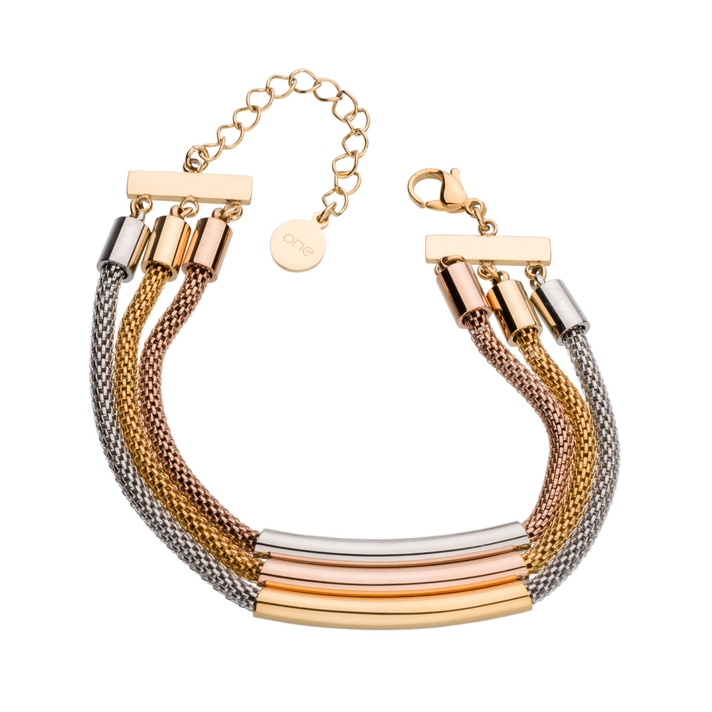 Pulseira ONE JEWELS Zen Mesh