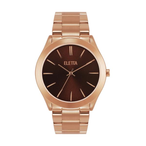 Relógio ELETTA Bright Rose Gold ELA640LCMR