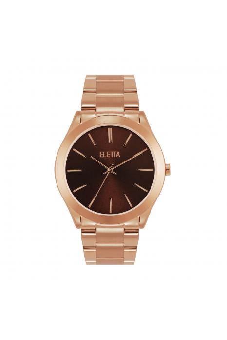 Relógio ELETTA Bright Rose Gold