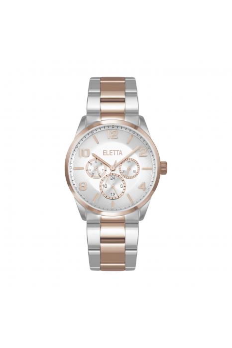 Relógio ELETTA WestCoast Ouro Rosa