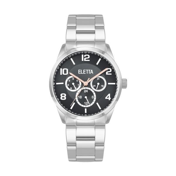 Relógio ELETTA WestCoast Prateado ELA270MPMS
