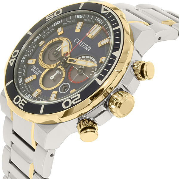Relógio CITIZEN Sports Chrono Silver CA4254-53L