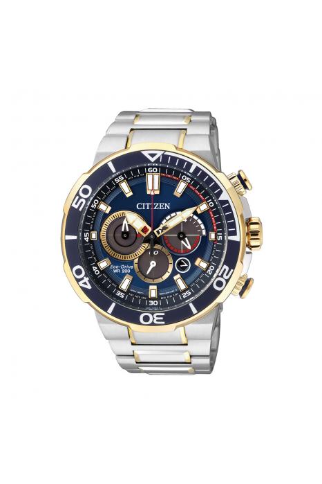 Relógio CITIZEN Sports Chrono Silver