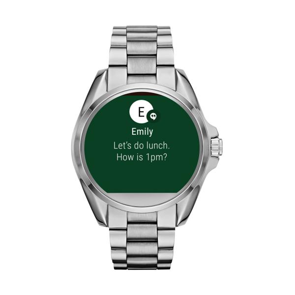 Relógio Inteligente MICHAEL KORS Access Bradshaw Smartwatch MKT5012