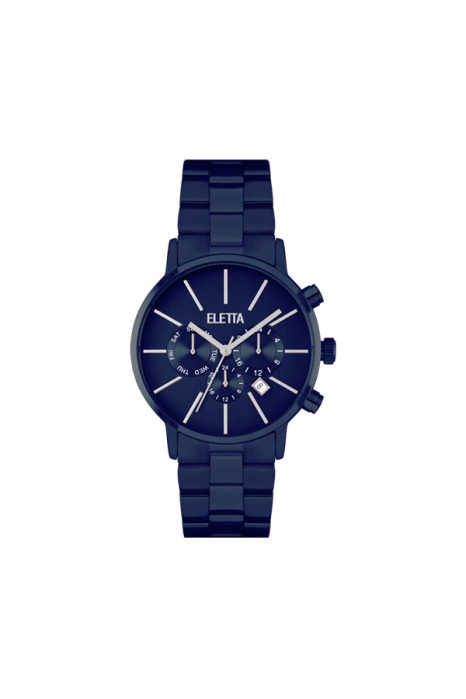 Relógio ELETTA Flow Blue