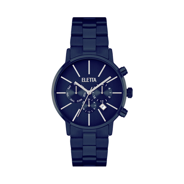 Relógio ELETTA Flow Blue ELA580MAMA