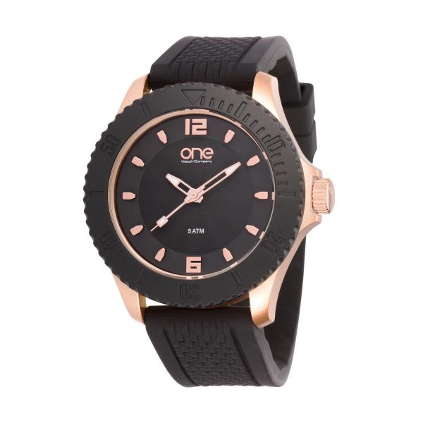 Relógio ONE COLORS New Gum Black OA1680PR72T