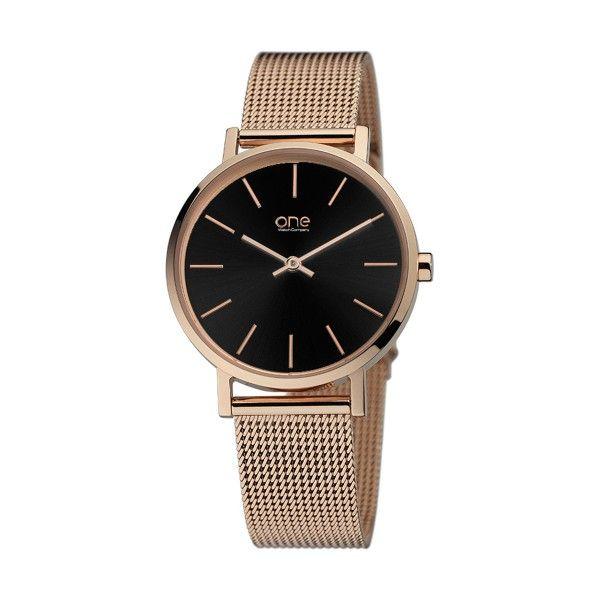 Relógio ONE Joy Ouro Rosa OL1336PR72P