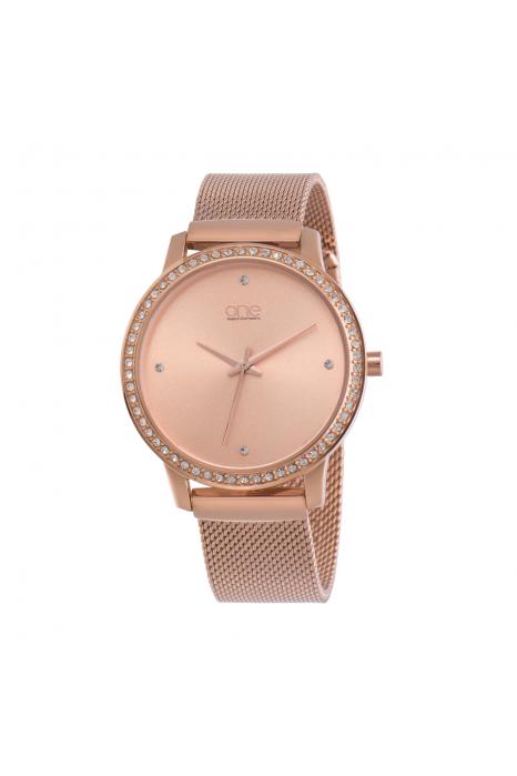 Relógio ONE Vibrant Rose Gold