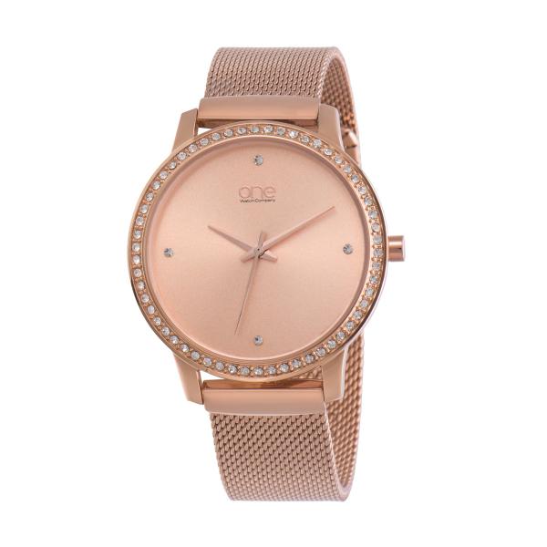 Relógio ONE Vibrant Rose Gold OL6545RG71L