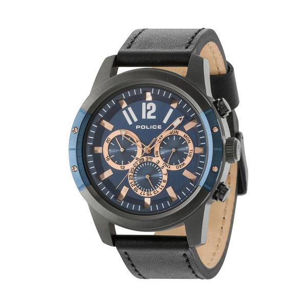 Relógio POLICE Scrambler Black P14528JSUBL03