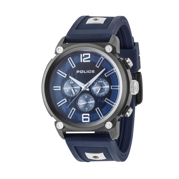 Relógio POLICE Armor Blue P14378JSB03P