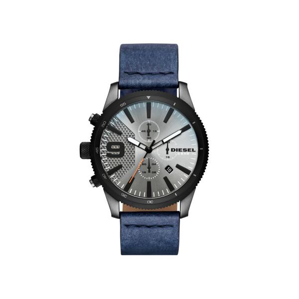 Relógio DIESEL Rasp Chrono Azul DZ4456