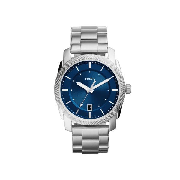 Relógio FOSSIL Machine Prateado FS5340