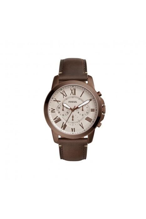 Relógio FOSSIL Grant Castanho