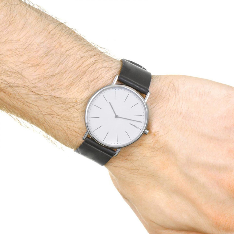 Relógio SKAGEN Signatur Preto - SKW6419   Bluebird 2db61eb221