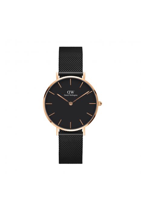 Relógio DANIEL WELLINGTON Classic Petite Ashfield Ouro Rosa