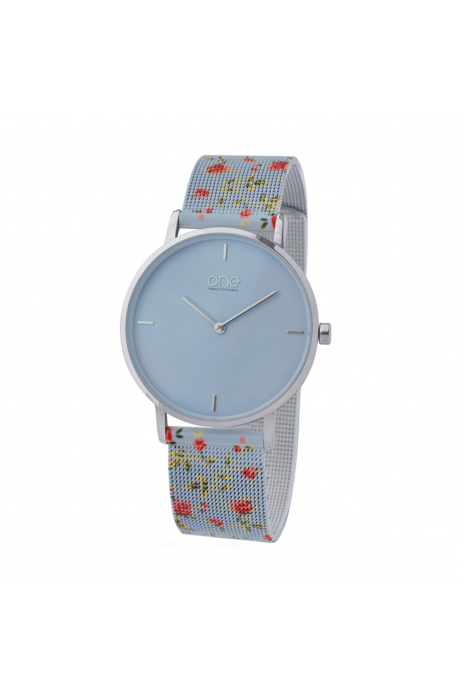 Relógio ONE Bohemian Azul