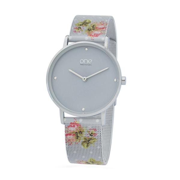 Relógio ONE Bohemian Cinzento OL7598CC72L