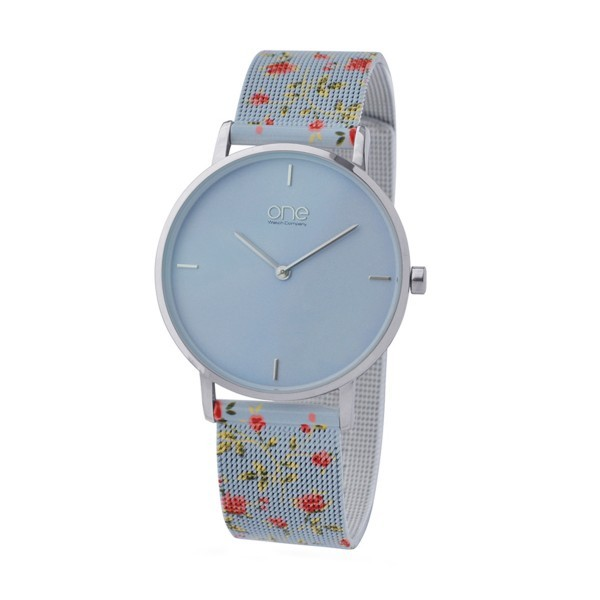 Relógio ONE Bohemian Azul OL7598AA72L