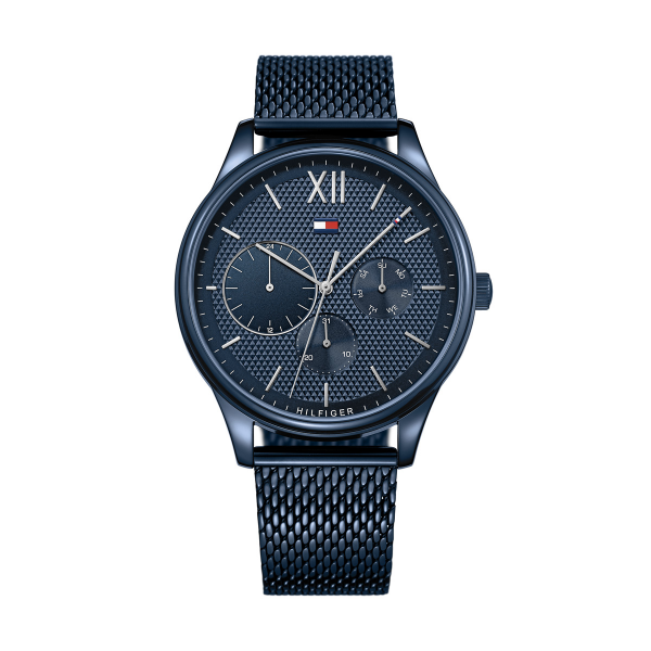 Relógio TOMMY HILFIGER Damon Azul 1791421
