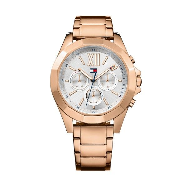 Relógio TOMMY HILFIGER Chelsea Ouro Rosa 1781847
