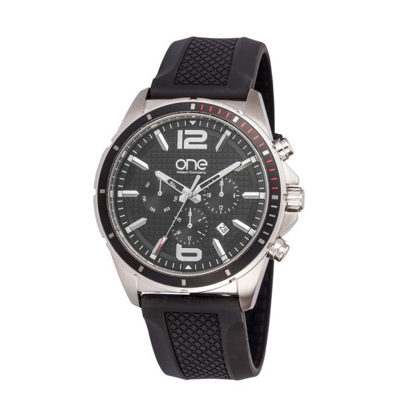 Relógio ONE Plunge Preto OG2606PP72E