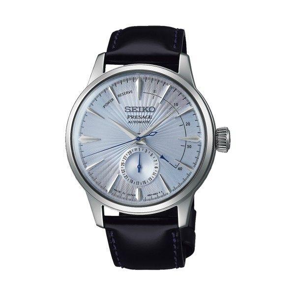 Gift Set Especial Relógio SEIKO Presage Preto SSA343J1EST
