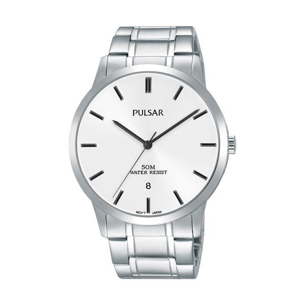 Relógio PULSAR Casual Prateado PS9525X1